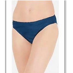 NWT Go by Gossip Wavelength Ribbed Bikini Bottom M